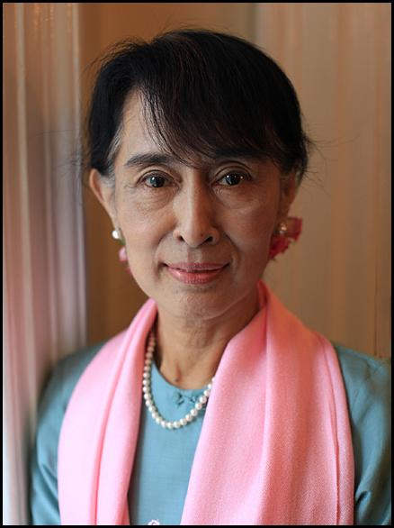 Aung San SuuKyi