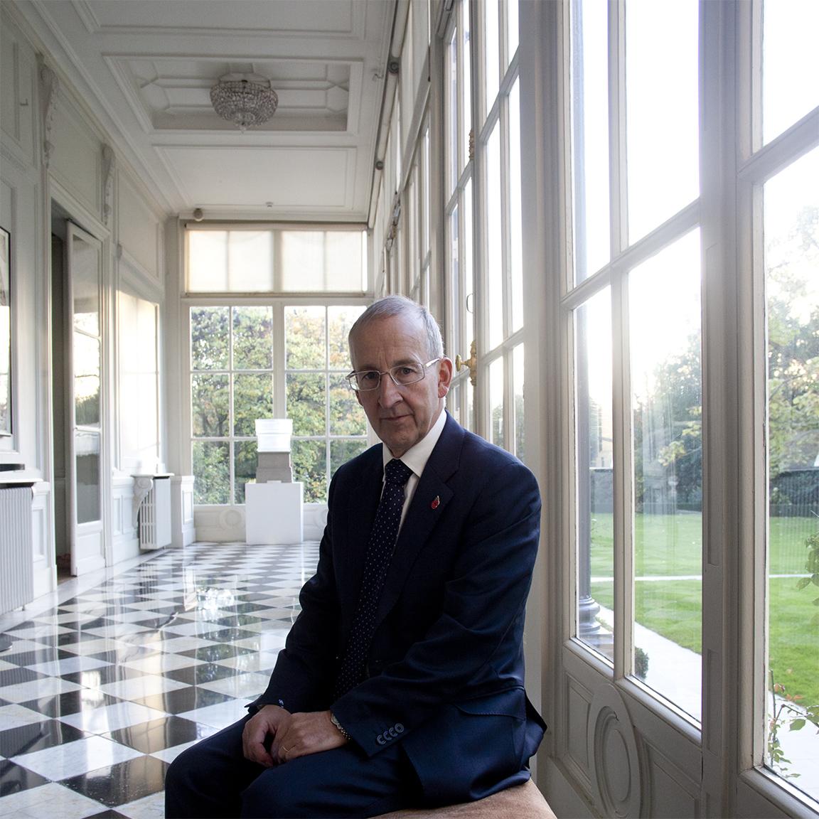 Sir Peter Ricketts